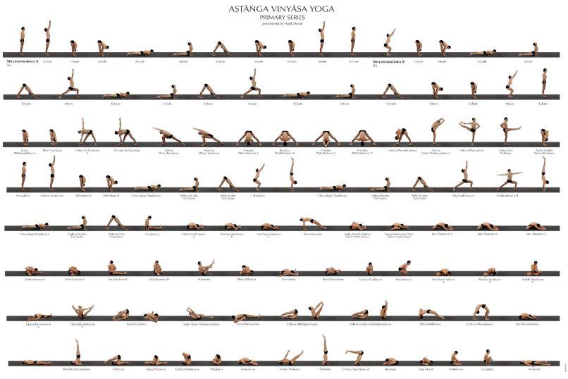 Hatha Yoga Sequence 1 Hour